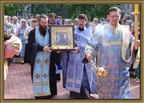 Чудесное явление Пресвятой Богородицы произошло в Северодвинске