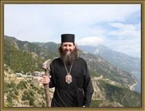 Епископ Даниил совершил паломничество на Афон